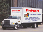 Fireball PC is available for on site service, repair, upgrade and computer sales in CT, MA, NY and RI. Fireball PC offers the lowest rates for computer repair and onsite services and ALL work is guaranteed.